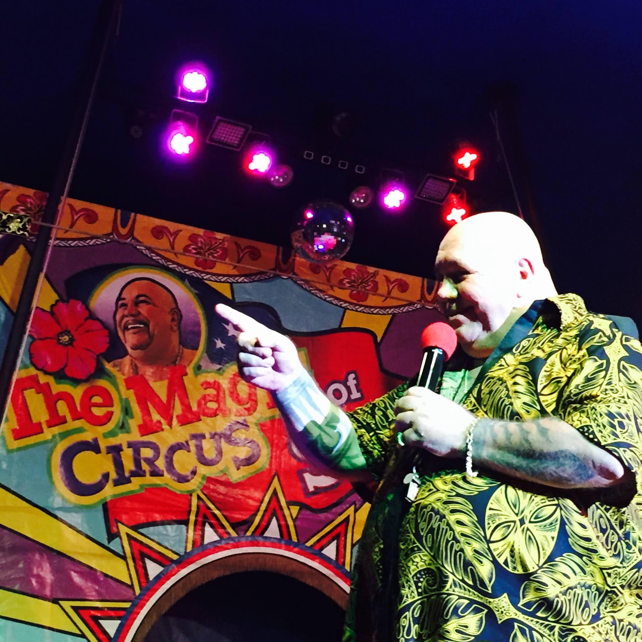 The Magic Circus of Samoa est de retour !