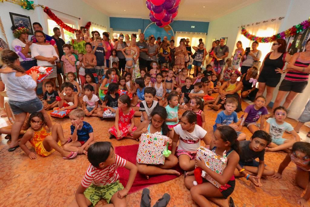 Fête de Noël des enfants des personnels du Haut-commissariat,  de la Police nationale, des ministères économiques et financiers de l'État