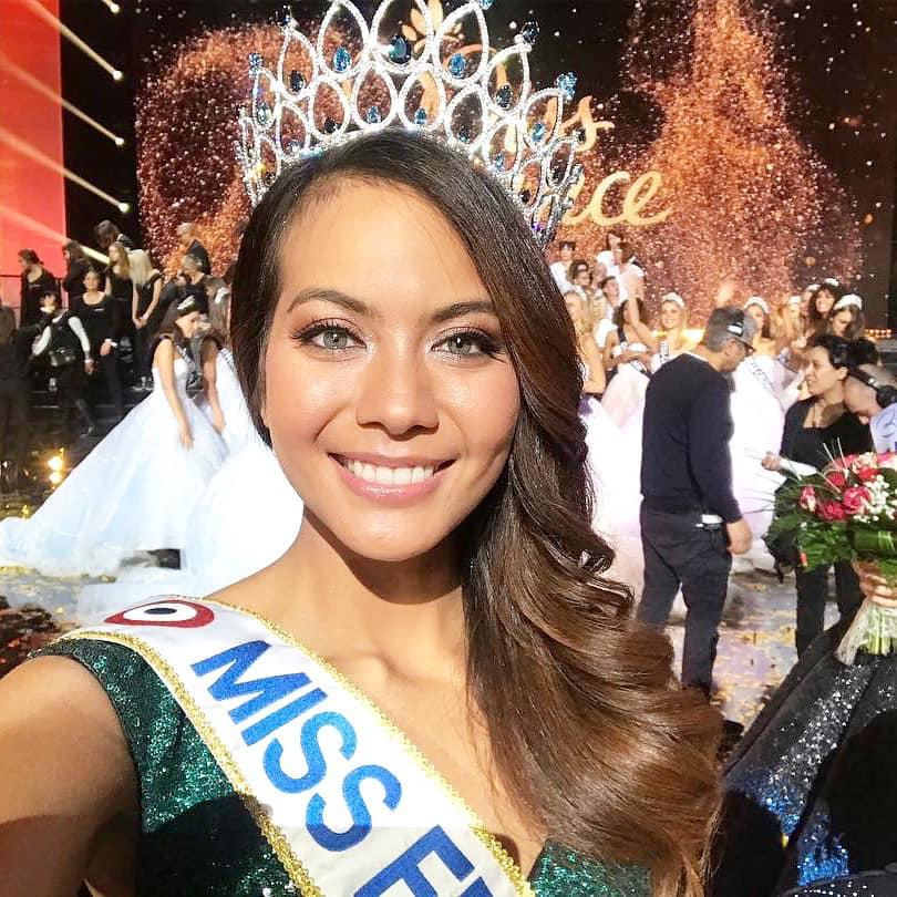 """Miss France 2019 : """"On l'a vue se battre et se relever à chaque fois"""""""