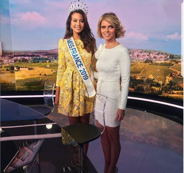 Le marathon médiatique de Miss France (vidéos)