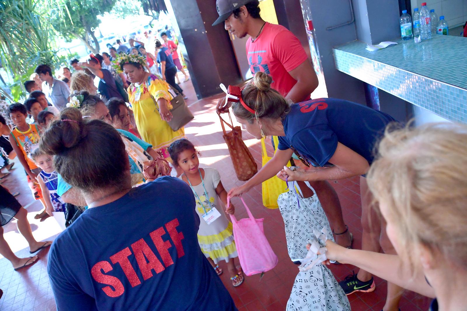 Plus de 800 enfants accueillis!
