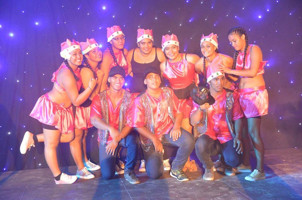 Pirae : un concours de danse pour Noël