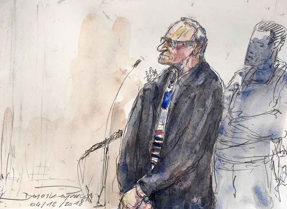 Double meurtre de Montigny : Francis Heaulme condamné en appel à la perpétuité