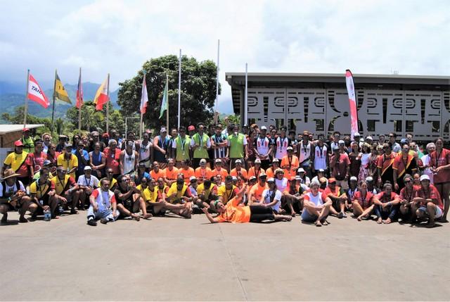 Jeux de Polynésie : de belles performances pour les archipels