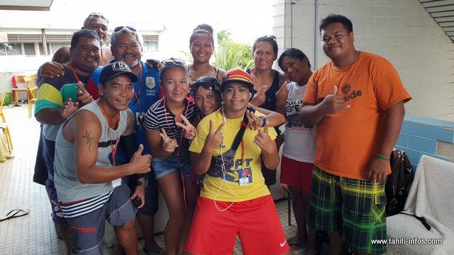 La délégation de Reao quittera Tahiti ce lundi.