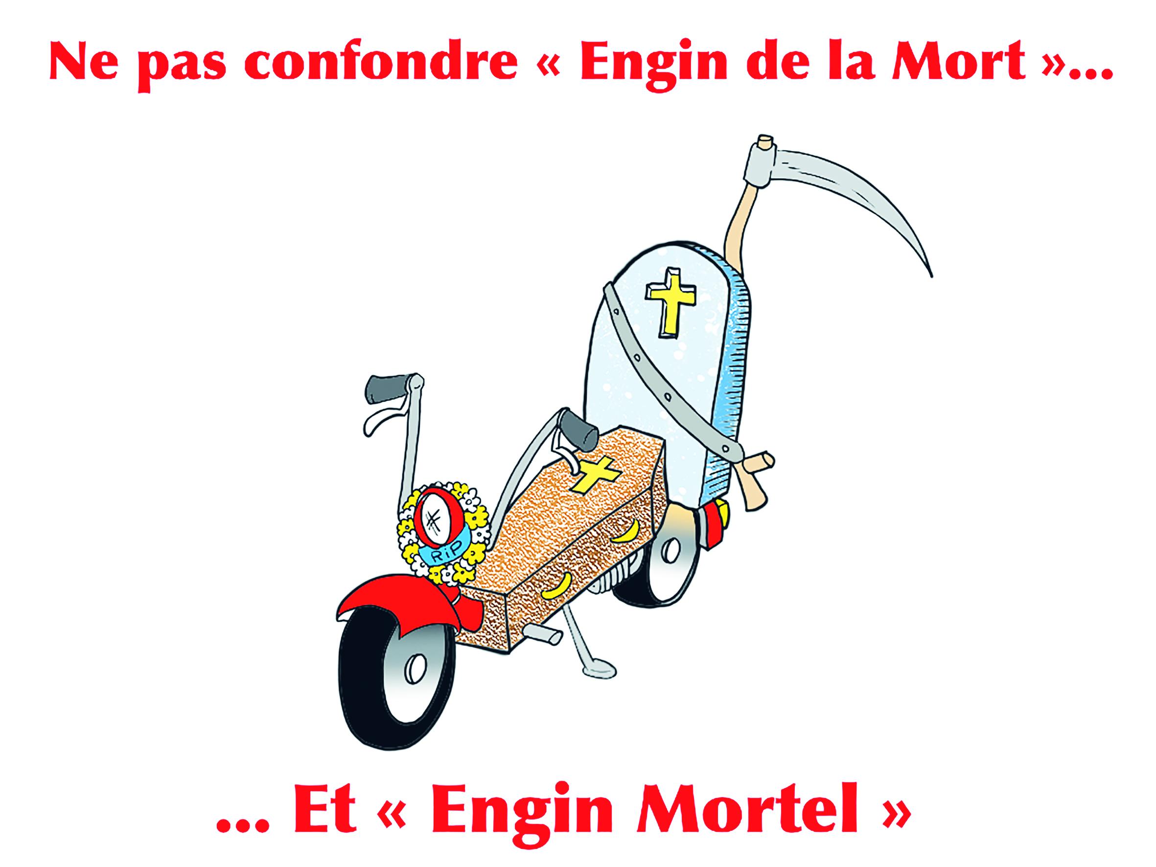 """"""" Sécurité routière """" par Munoz"""