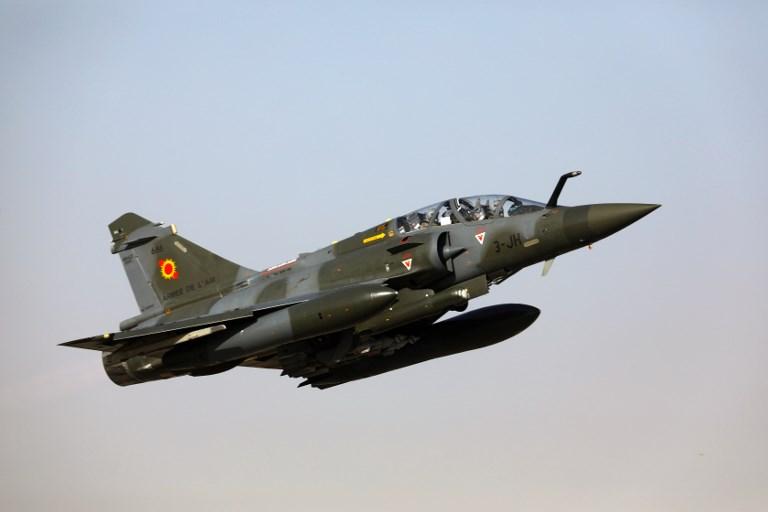 Recherches intensives d'un Mirage 2000 disparu entre le Doubs et le Jura