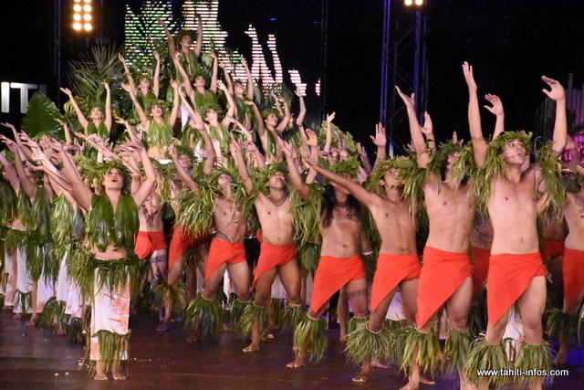 Heiva I Tahiti 2019 : clôture des inscriptions le 31 janvier