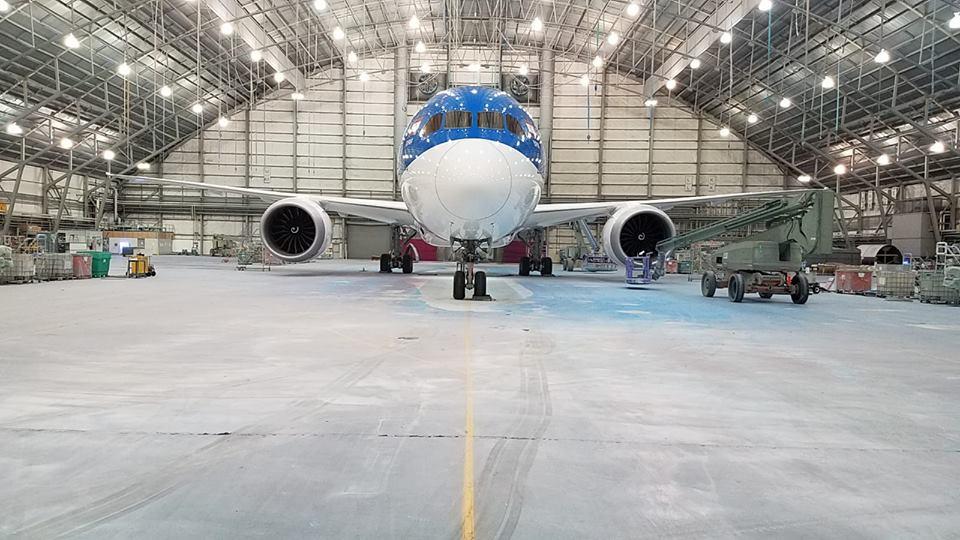 L'avion Tupaia doit arriver jeudi prochain au fenua. Il sera mis en service début février.
