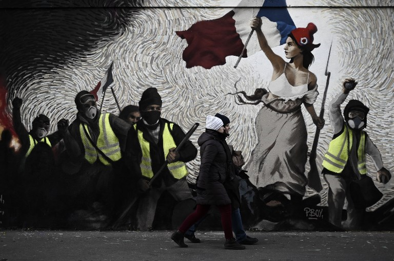 """Acte 9 des """"gilets jaunes"""": les autorités redoutent une mobilisation """"plus forte"""" et """"plus radicale"""""""