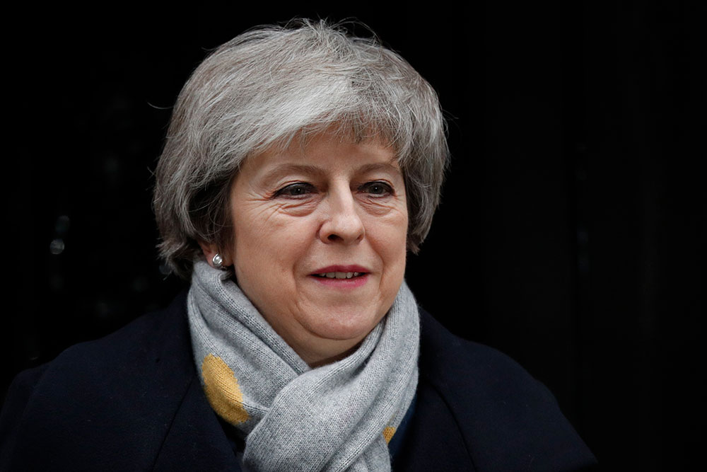 Le Parlement britannique prêt à rejeter l'accord de Brexit de Theresa May