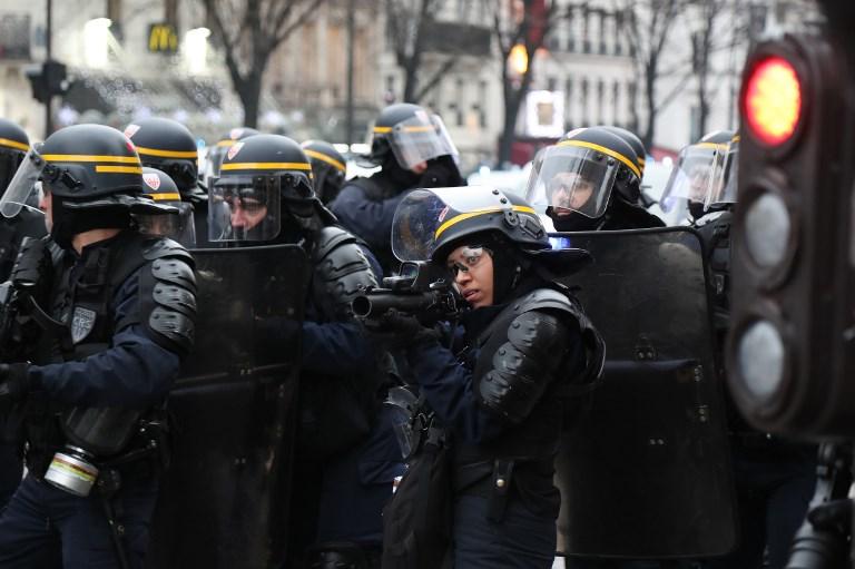 Les tirs de LBD doivent être proportionnés et ciblés, rappelle le patron de la police nationale