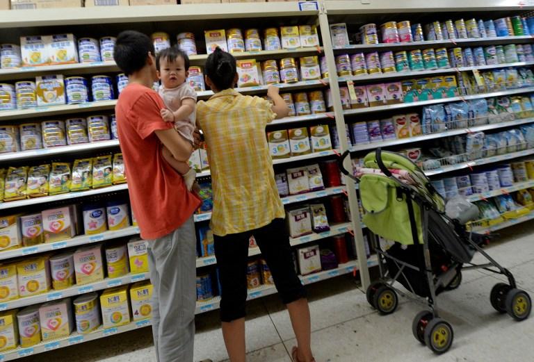 Un trafic de lait maternisé vers la Chine mis au jour en Australie