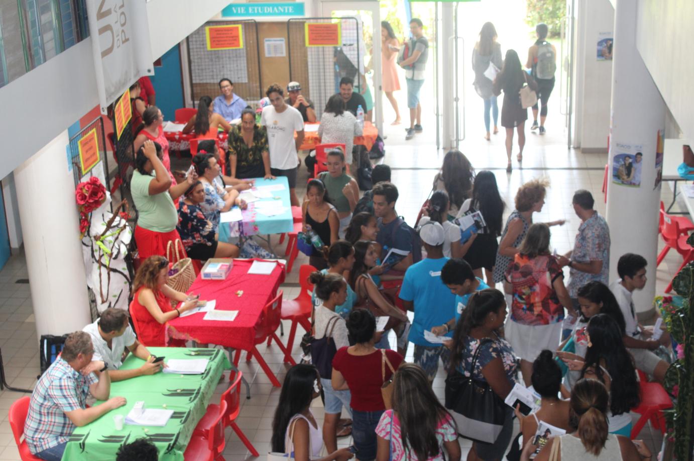Environ 2300 à 2400 lycéens sont attendus à l'Université.
