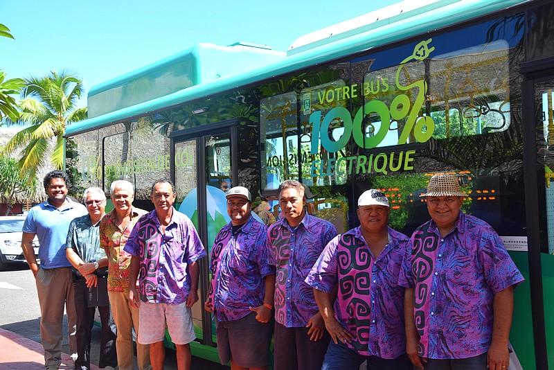 Ce nouveau bus pourrait intéresser la municipalité.