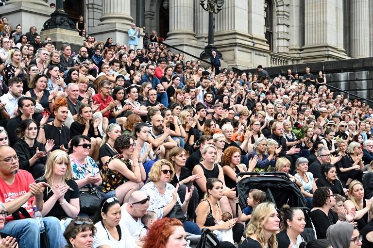 Des milliers de personnes aux funérailles d'une Israélienne assassinée en Australie