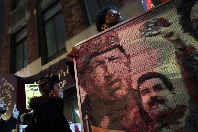 Venezuela: crispation à son comble entre les deux camps