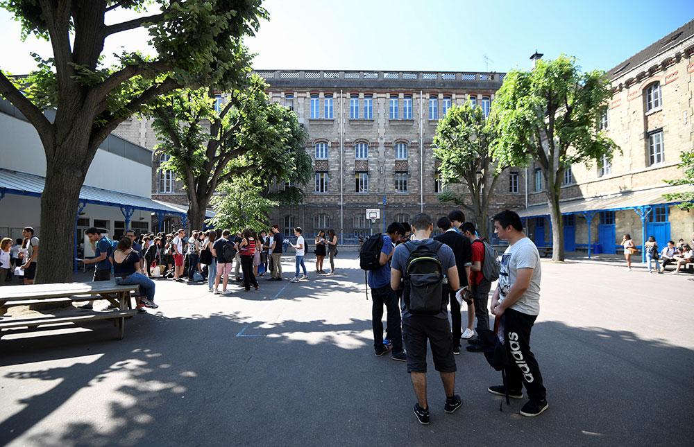 Réforme du lycée: bientôt les premiers choix pour les élèves de Seconde