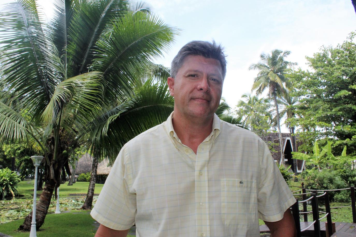 Antonio Perez, est le président de la commission de l'économie, des finances, du budget et de la fonction publique de l'Assemblée de la Polynésie française.