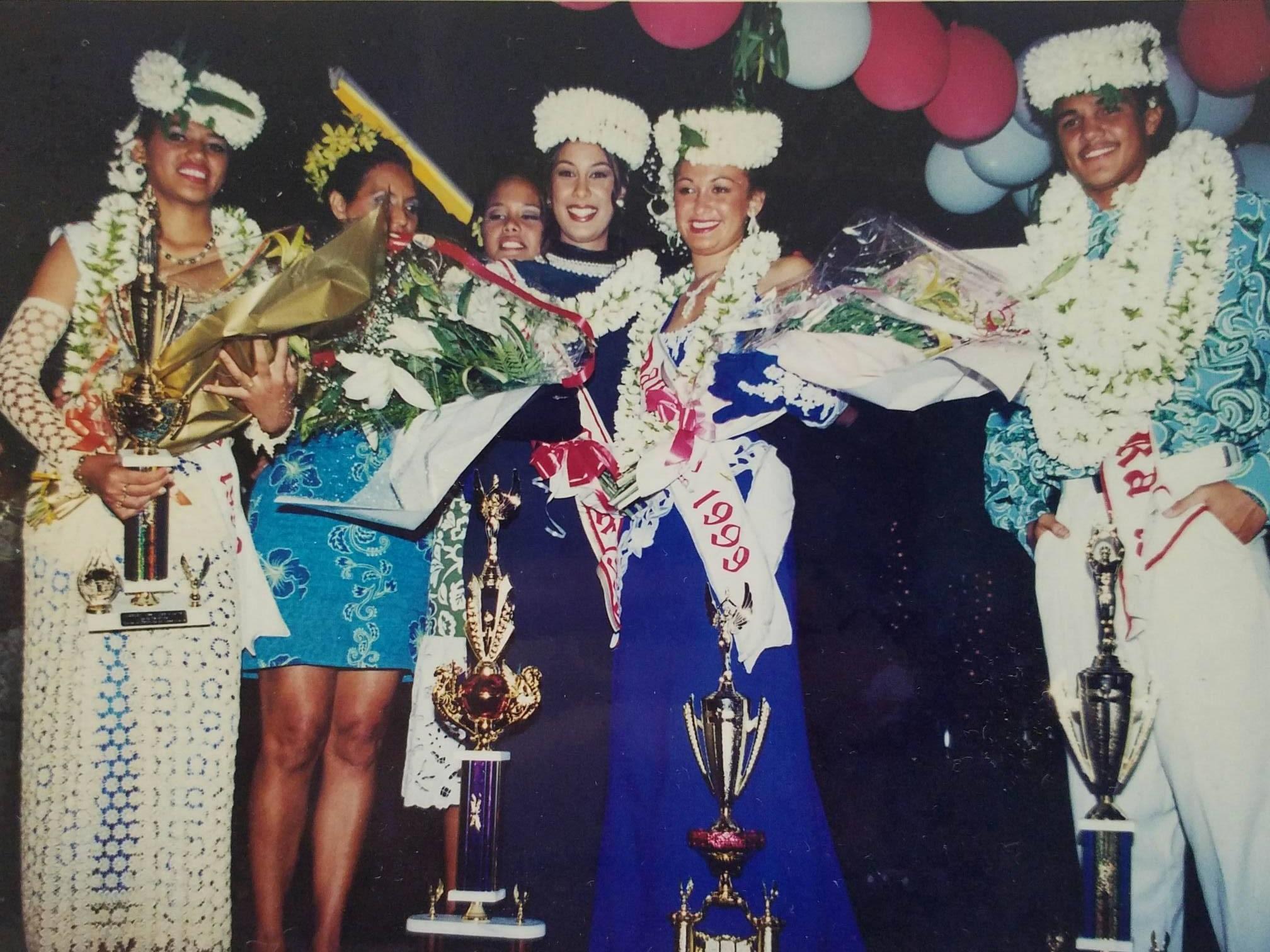La dernière élection de Miss et Mister Hitia'a o te Ra remonte à 1999 !
