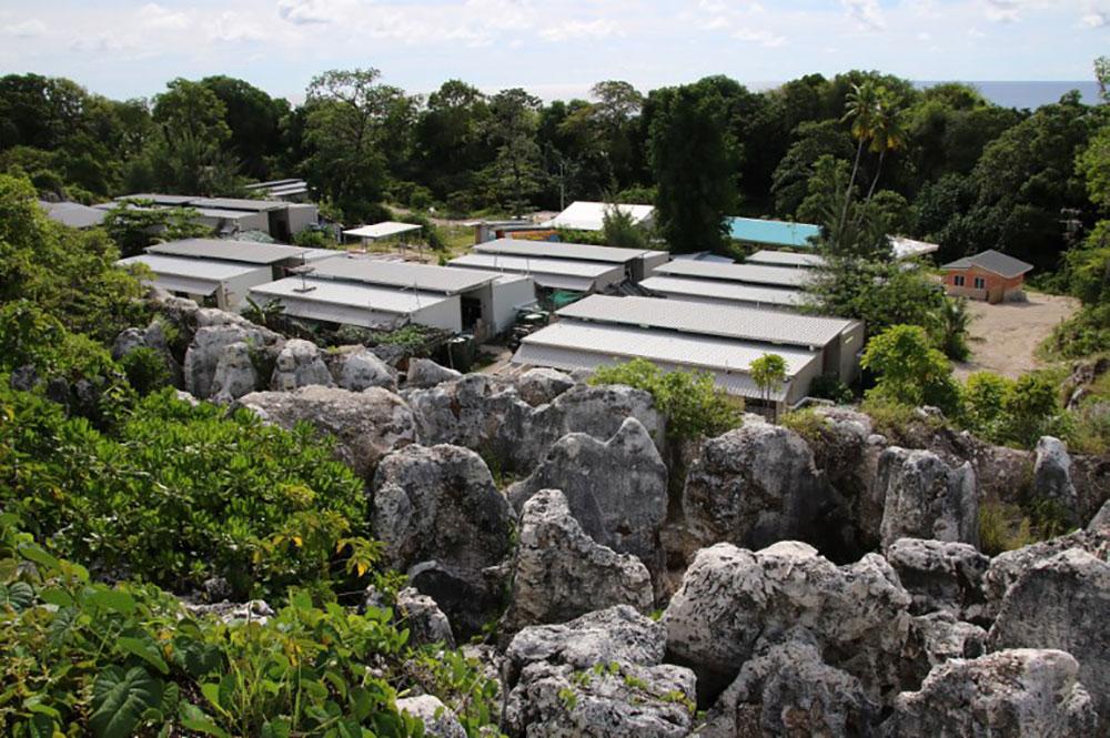 L'Australie cesse de reléguer des enfants réfugiés sur Nauru