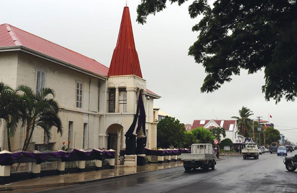 Internet restauré à Tonga après deux semaines de panne