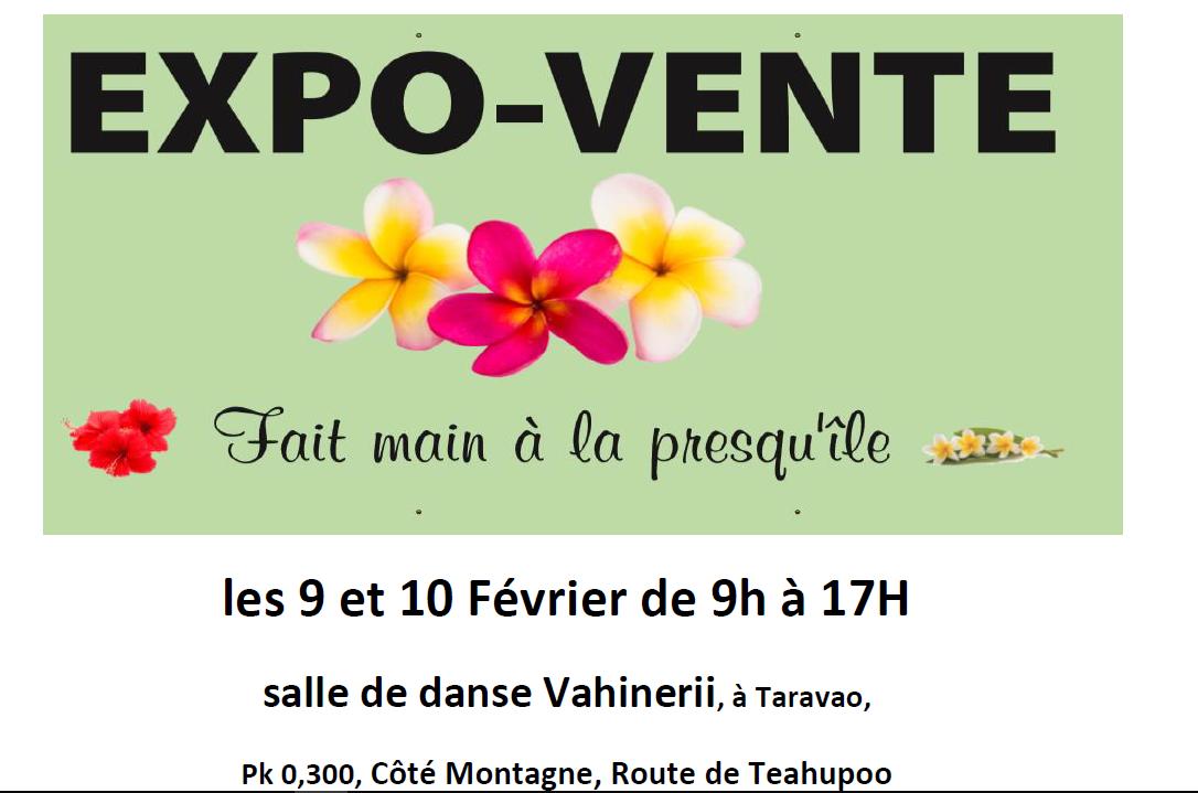 """""""Fait main à la presqu'île"""", 10 années d'expositions-ventes"""