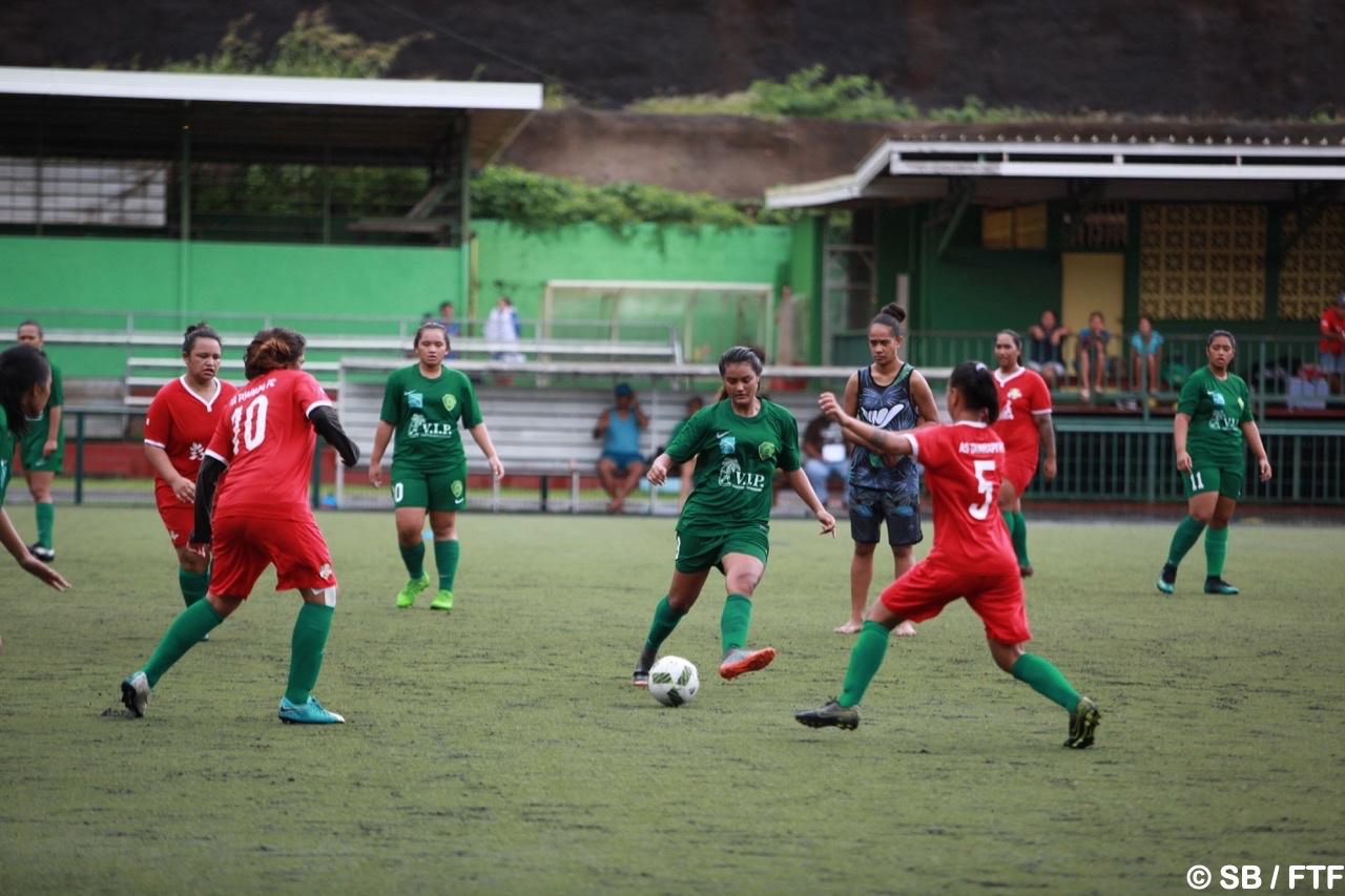 Tefana est en haut de classement en sénior comme en U23