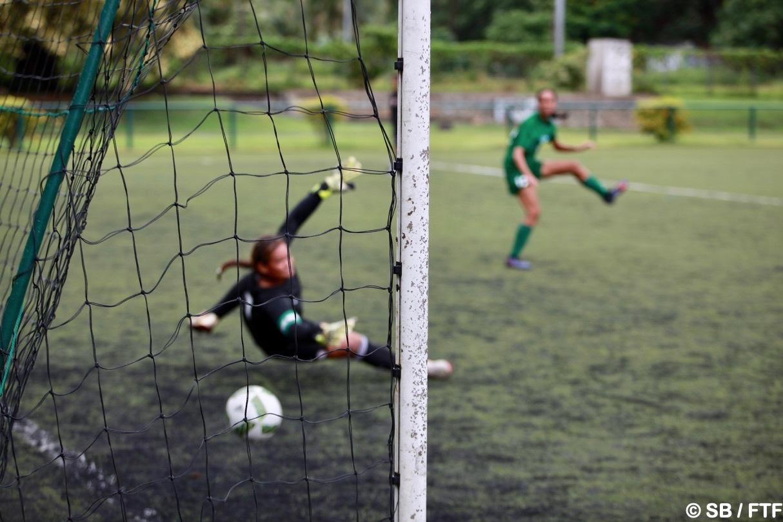 Les U23 de Taiarapu se sont inclinées 5-1 face à Te ui Tefana