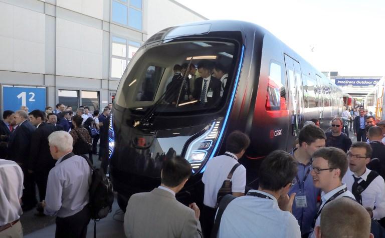 Rail, industrie, énergie... ces géants chinois qui bousculent le monde
