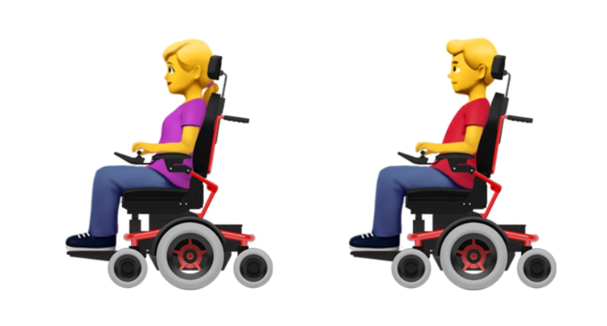 Page enfant : Le handicap intègre la collection 2019 d'émojis