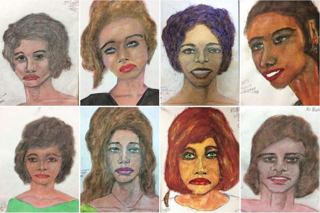 Le FBI vient de diffuser seize croquis de femmes réalisés par Samuel Little, qui pourrait être l'un des pires tueurs en série des États-Unis, dans l'espoir de pouvoir les identifier.