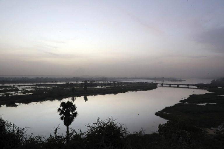 Frontière Niger-Benin: plus de 40 disparus dans un naufrage sur le fleuve Niger