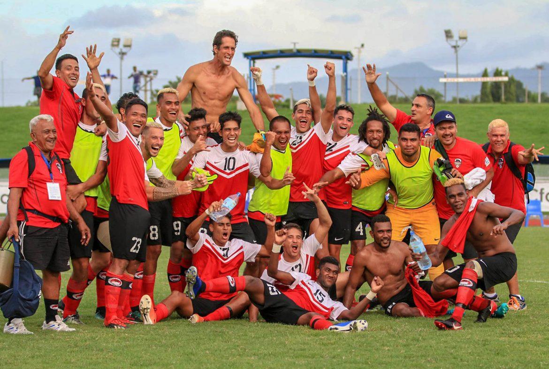 Central a assuré sa qualification en quart de finale de la Ligue des champions OFC  © OFC