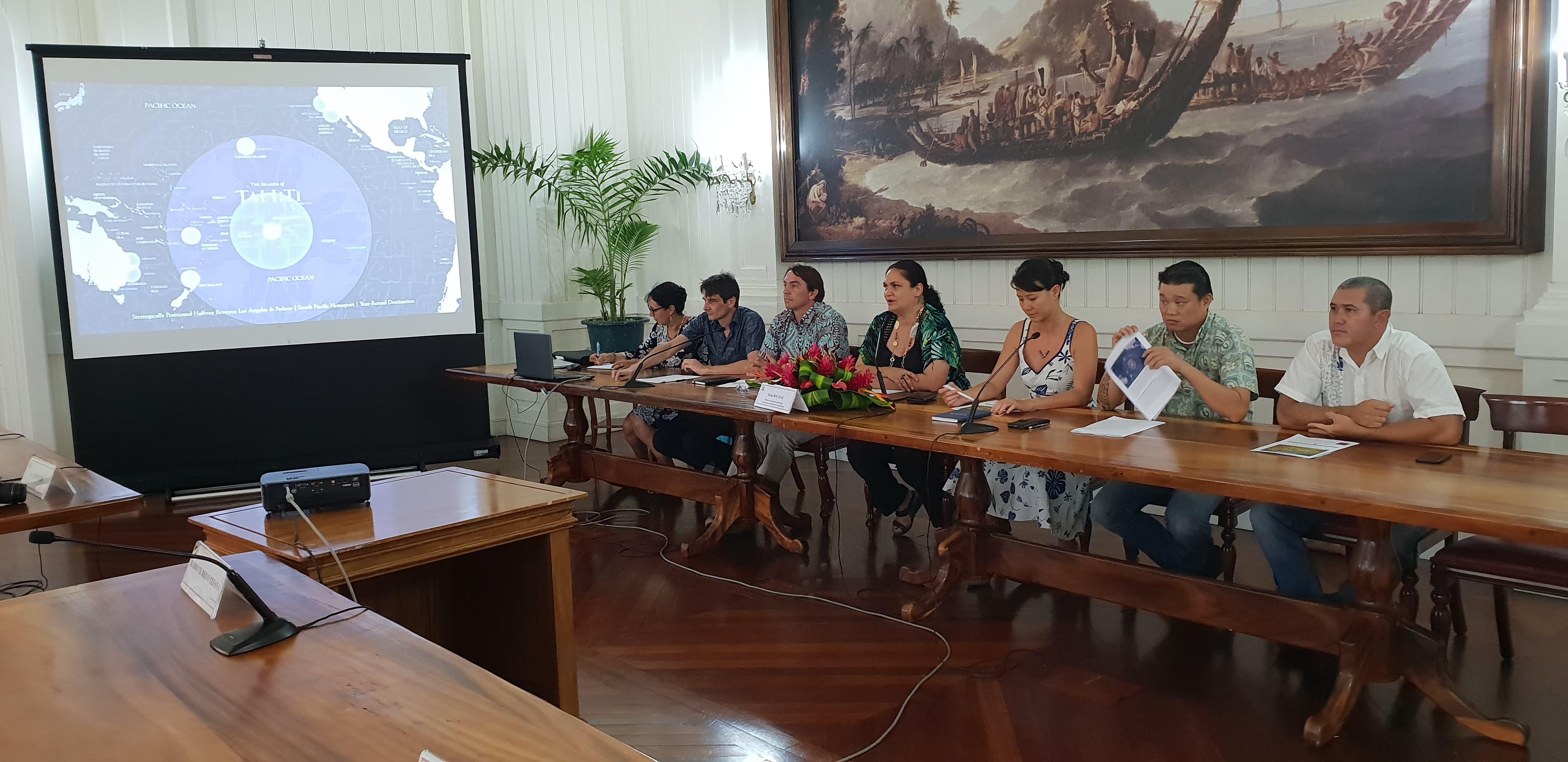 La ministre du Tourisme a présenté ce mardi les bons résultats dans le secteur des croisières.