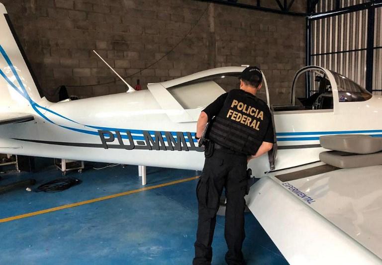 Brésil: vaste opération antidrogue, 47 avions saisis