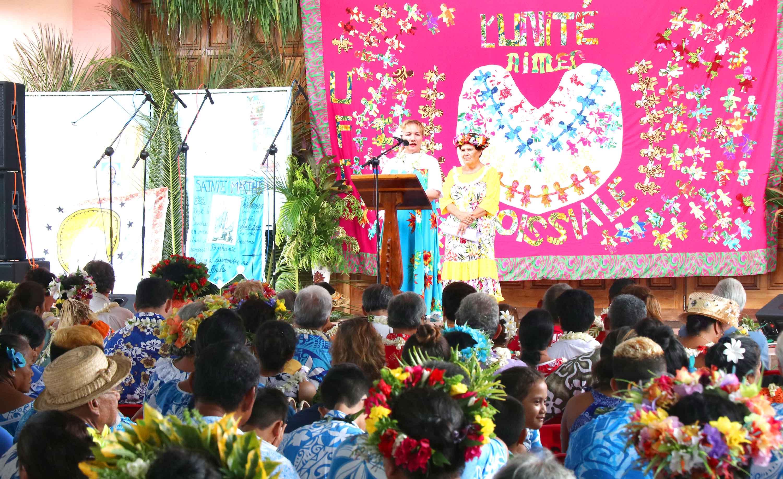 La ministre de la Famille au rassemblement des femmes catholiques