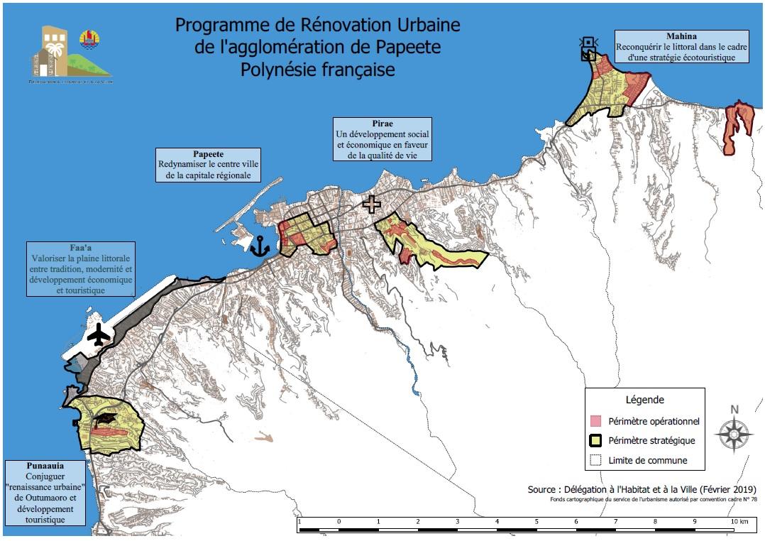 Grand Papeete : des milliards pour reconstruire 3000 habitats insalubres