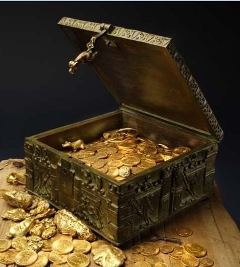 Un trésor de dix mille millions de dollars serait enterré sur l'île de Robinson Crusoé.