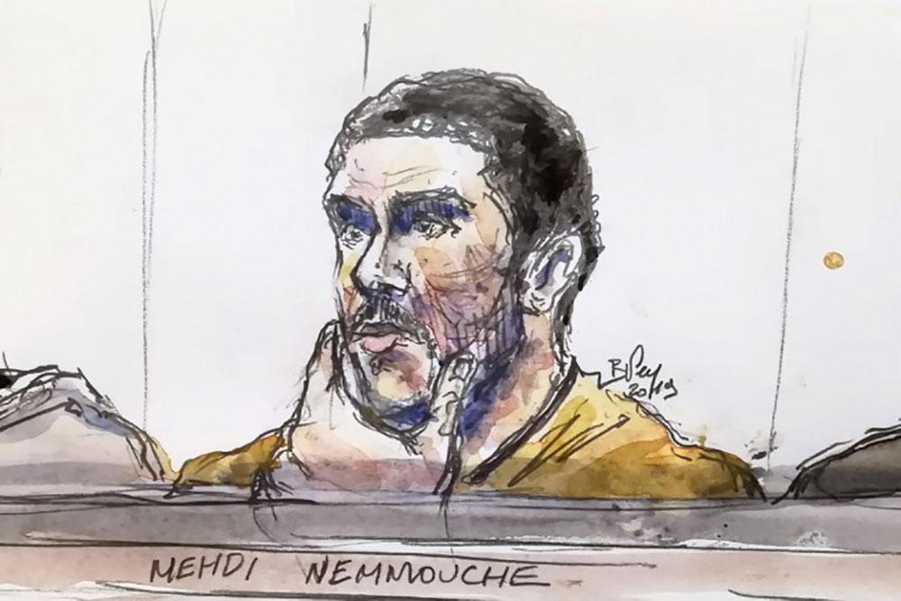 """Le parquet estime Nemmouche """"coupable"""" de l'attaque """"bestiale"""" du musée juif"""