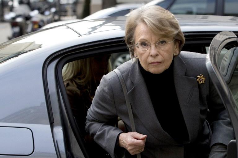 Alliot-Marie mise en examen dans une enquête sur une association à Saint-Jean-de-Luz