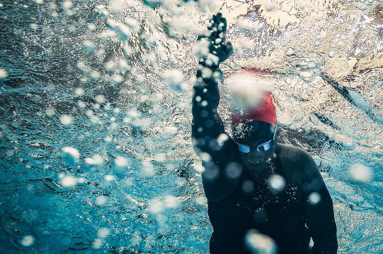Bora Bora : une aire de natation en eau libre
