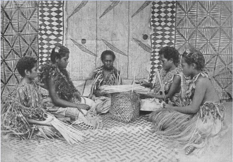 Carnet de voyage - Les Samoa aux temps anciens