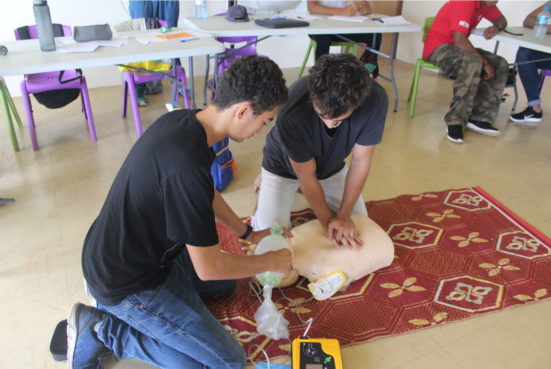 Apprendre les gestes qui peuvent sauver des vies