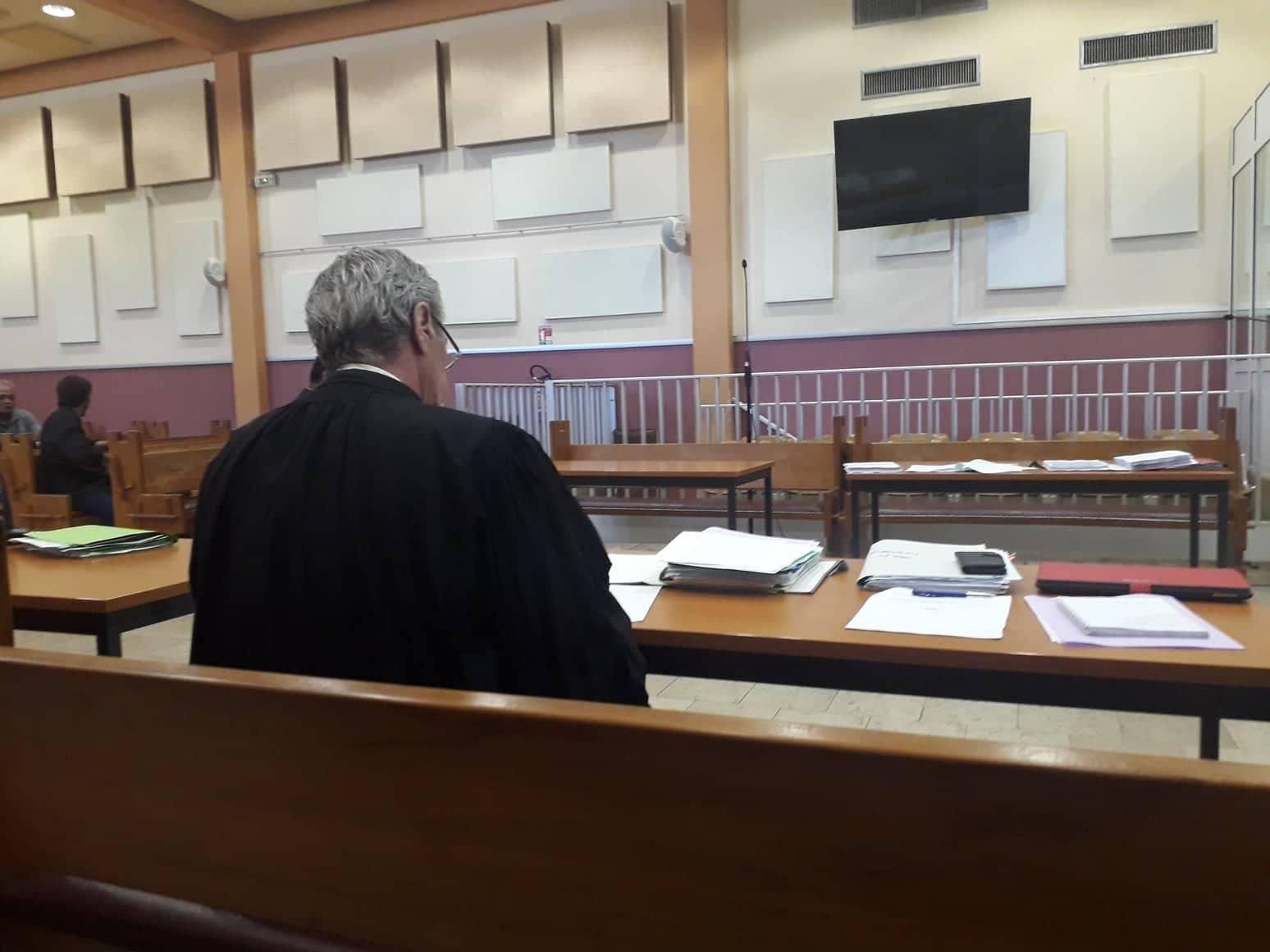 """Cour d'assises : L'accusé, une personnalité """"frustre"""" et """"borderline"""""""