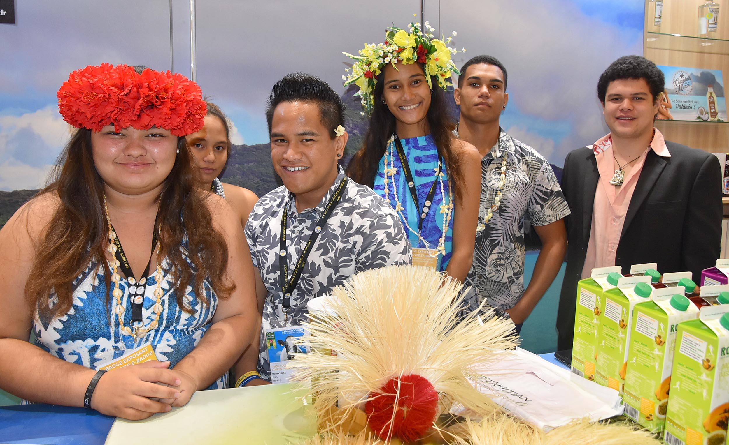 Trois médailles d'or au Salon de l'agriculture pour la Polynésie