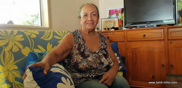 À 68 ans, Teura Maopi revient sur son enfance à Raiatea.