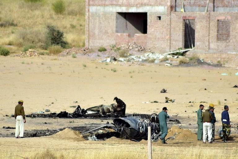 Un MiG indien s'écrase près du Pakistan... après avoir percuté un oiseau