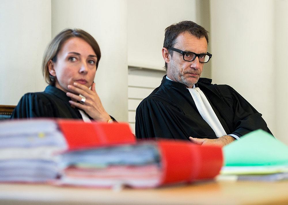 Le procureur de la République de Grenoble Eric Vaillant.