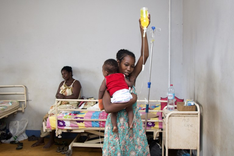 A Madagascar, le difficile combat contre une épidémie de rougeole meurtrière